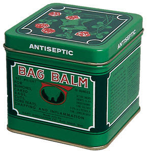 has anyone used bag balm on their leather to reduce folds