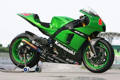 Kawasaki Racing Team  Motor GP Photos