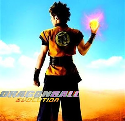 DRAGONBALL EVOLUTION with Justin Chatwin as Goku