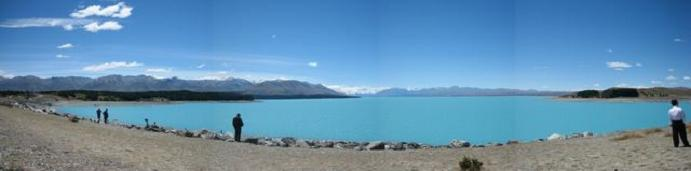 Some spectacular vistas of New Zealand