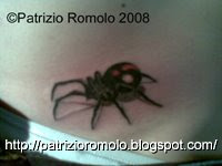 TATTOO RAGNO