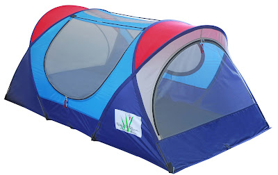 Nickel Bed Tent from Ready, Set, Bloom