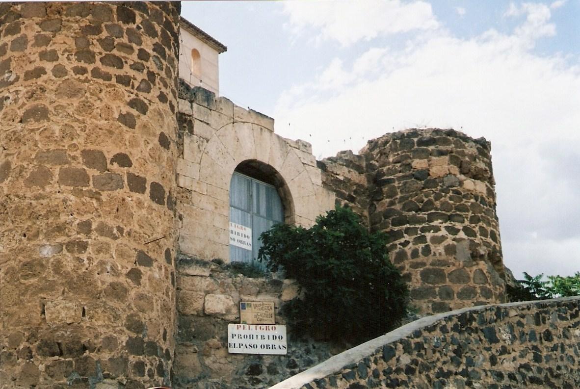 Castillos Espa Oles Castillo De Cofrentes Valencia