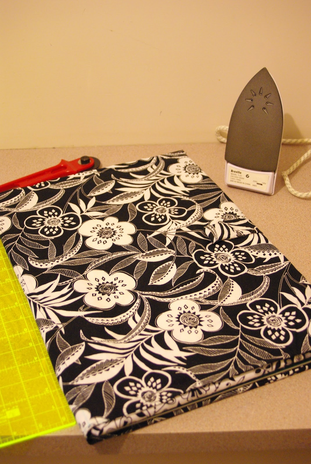 Deb S Daily Journal Mobile Ironing Board And Craft Mat Case