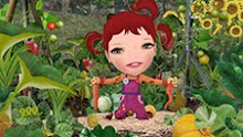 "I wanna be a real life ""dirt girl"" this year...with bountiful gardens and happy animals!!"