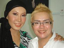 With sifu Nurul Shukor