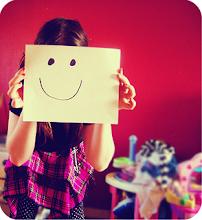 Sonrie. Aumque el corazón llore.
