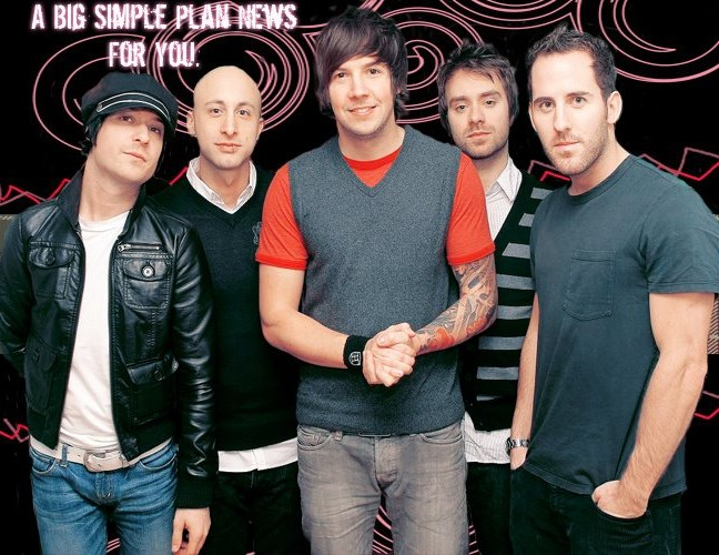 A Big Simple Plan News For You.