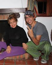 MI TANER y yo en La Trucha Azul