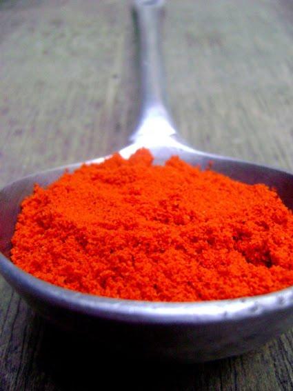 Flavors of Brazil: INGREDIENTS - Achiote or Annatto (Urucum)