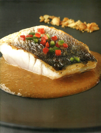 Flavors of brazil recipe green weakfish with pir o for Gourmet fish recipes