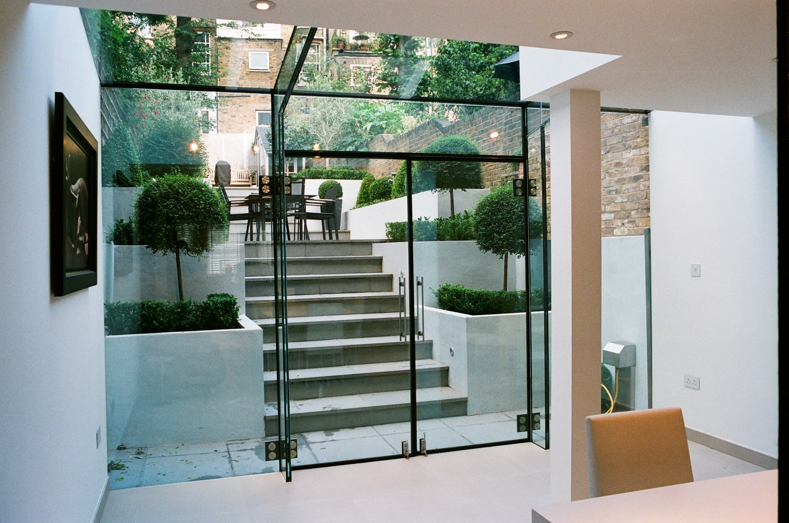 basements extensions idea glass boxes house exten. Black Bedroom Furniture Sets. Home Design Ideas