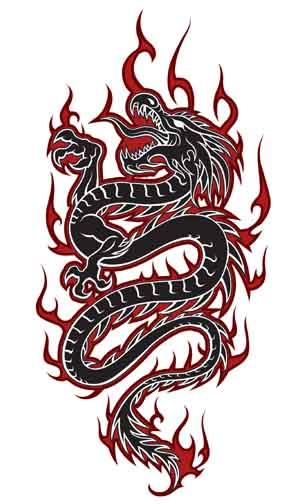 Dragon tattoo photo gallery updates