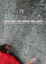 sur les falaises de grès 2009