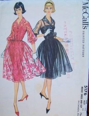 1950 Dress Patterns,Free Printable Vintage Dresses 1950's Fashion