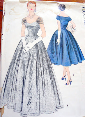 Designer Evening Dress Patterns