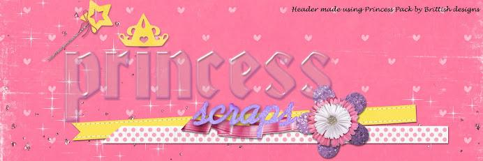 Princess Scraps