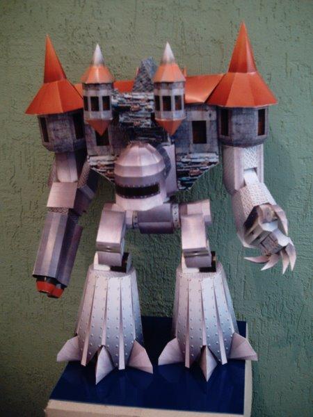 Robo Castelo