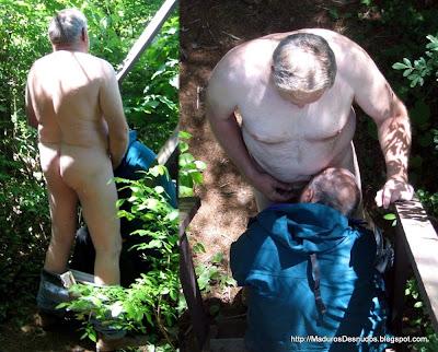 abuelos gays disfrutan de mamar vergas es exitante ver como estos