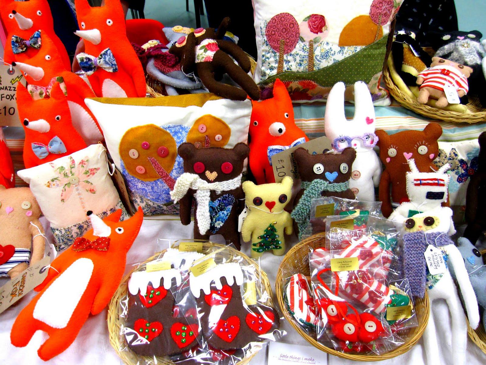 Little things i make christmas craft fair 2 for Things to make for christmas craft fairs