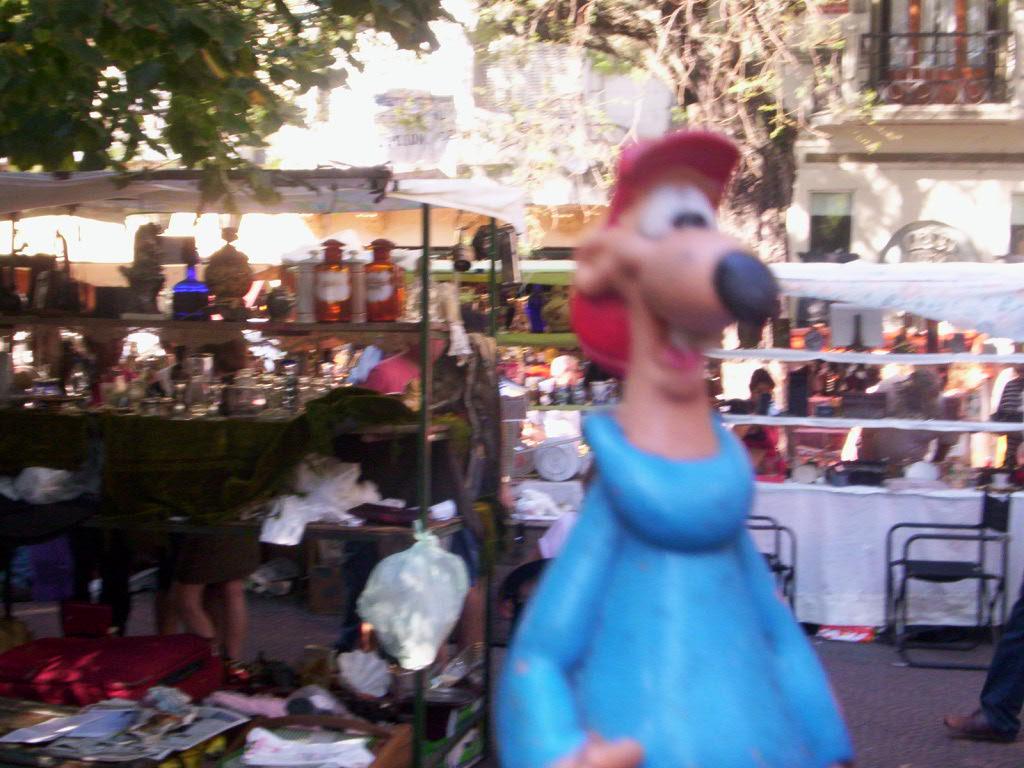 El Tour De Larguirucho En La Feria De San Telmo