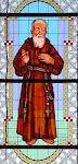 vitraj u crkvi