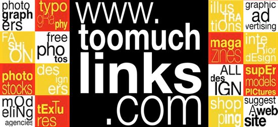 toomuchlinks blog