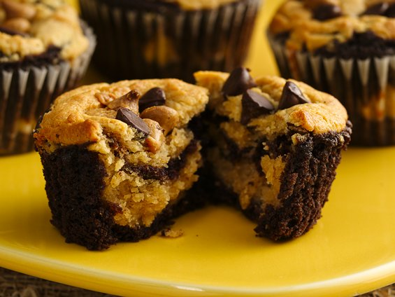 Chocolate Cupcakes with Chocolate Creamcheese Frosting