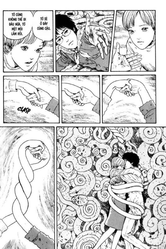 Uzumaki – Vòng Xoắn Ốc chap 19 – Kết thúc Trang 19 - Mangak.info
