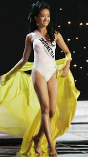 Miss Indonesia Artika Sari Devi
