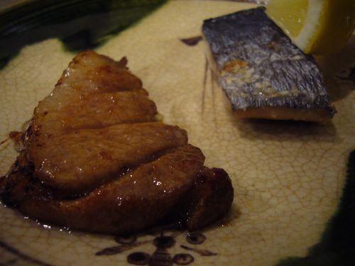 makrel på grill