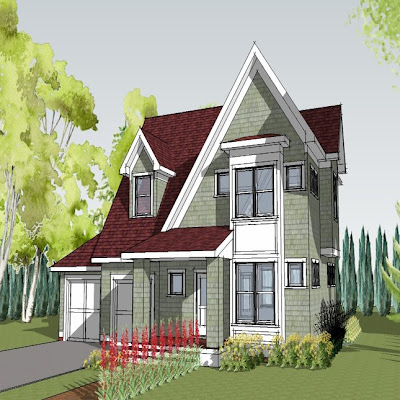 Unique Cottage House Plans