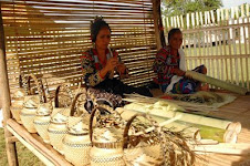 SLT for Tboli basket making