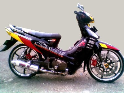 Photo of Modifikasi Motor Bebek