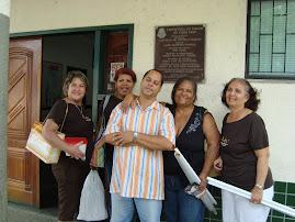 Lançamento do Projeto - Escola Catharina - Boca do Mato - 16/05/09