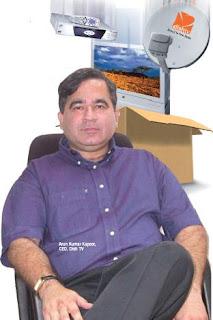 Arun Kumar Kapoor, CEO, Dish TV