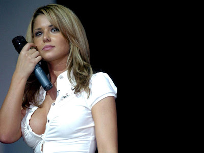 Beautiful Cheryl Tweedy wallpaper