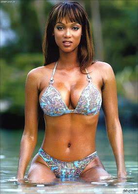 Tyra Banks hot wallpapers