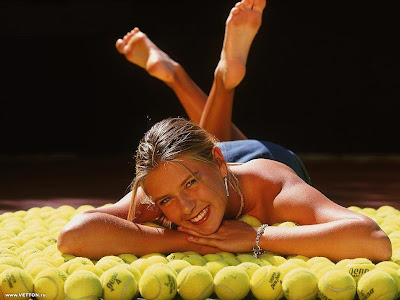 maria sharapova sexy wallpaper