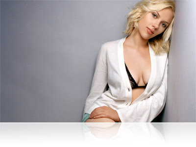 Scarlett Johansson the Singer