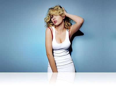 hairstyles Scarlett Johansson