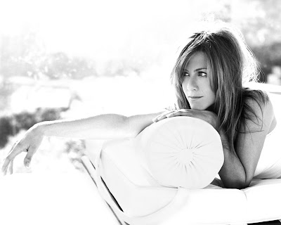 black and white wallpapers for desktop. Jennifer Aniston Black amp; White