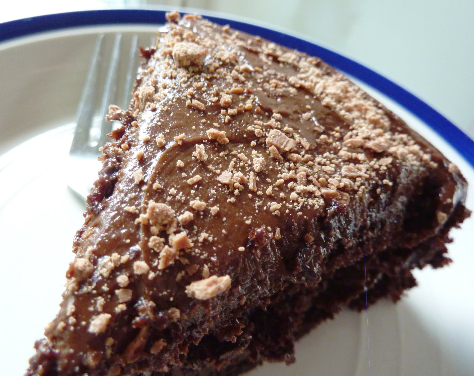 Home on the Range: World Domination and Cake - Guinness Chocolate Cake