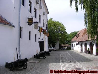 interior cetatea brasov