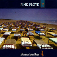 Pink Floyd A Momentary Lapse of Reason music album