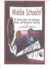 """Middle Schoolin"" Book"