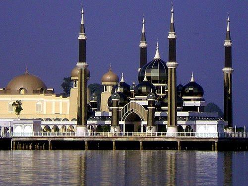 Bumiyang: Siapa Kata Masjid Kristal Terengganu Ada Hantu???
