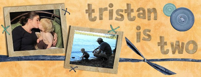 Tristan is TWO!!