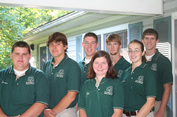 2010/2011 PA State 4-H Council