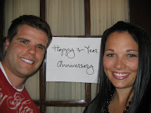 Our 3-Year Anniversary